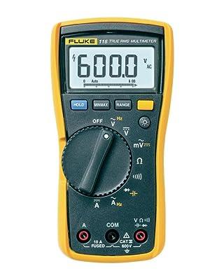 Fluke 115 Compact True-RMS Digital Multimeter