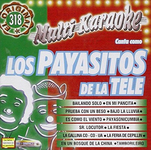 Multi Karaoke - Canta Como Los Payasitos de la Tele