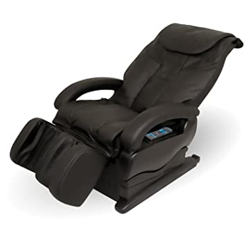 Pure Therapy PT500 Remote Control Operated Reclining Shiatsu Massage Chair  With Elite Shoulder, Back And