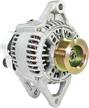 New Alternator For 2.5 4 Cyl Dodge Dakota Jeep Wrangler TJ Cherokee /& 4.0 Grand