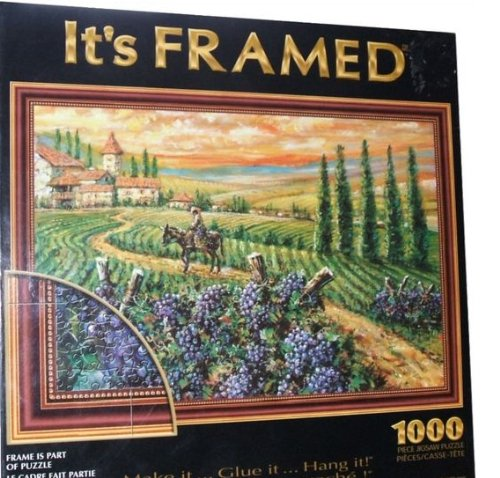 puzzle framing - 7