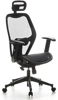 Oficina Negro 652111 Hjh Silla Office De En Malla Ergohuman A5RjL4