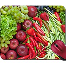Liili Mousepad ID: 27901958 Fruits and Vegetables