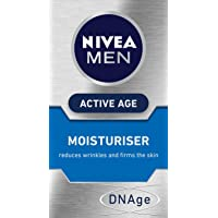 NIVEA MEN Active Age DNAge Moisturiser, 50ml
