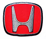 Honda Motorcycles Car Racing Biker Jacket Shirt T-Shirt Patch Sew Iron on Logo Embroidered Badge Sign Emblem Costume
