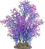 Elive 1417 034313 Glow Elements Lindernia Plant, 7''/Large, Technicolor