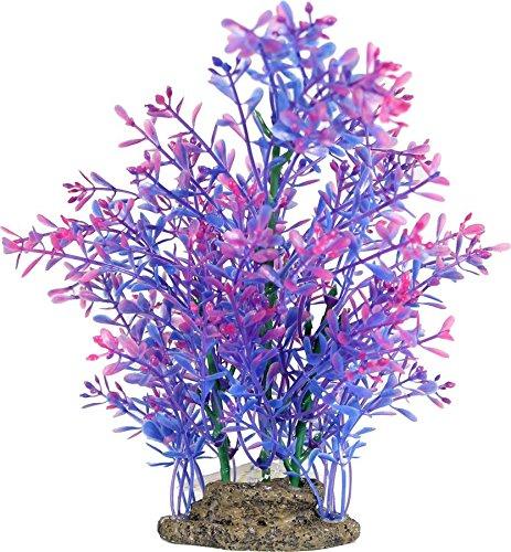 Fish Neon Light - Elive 1417 034313 Glow Elements Lindernia Plant, 7