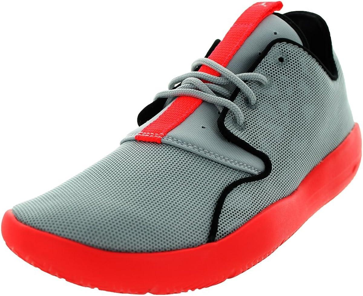 Amazon.com | Nike Jordan Kids Jordan Eclipse BG Wolf Grey/Infrrd ...