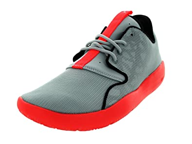 9443edf33b94ed Image Unavailable. Image not available for. Colour  Nike Jordan Kids Jordan  Eclipse Bg Wolf Grey infrrd ...