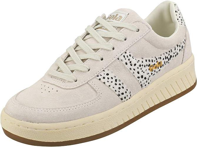 Grandslam Suede Safari Sneaker: Amazon