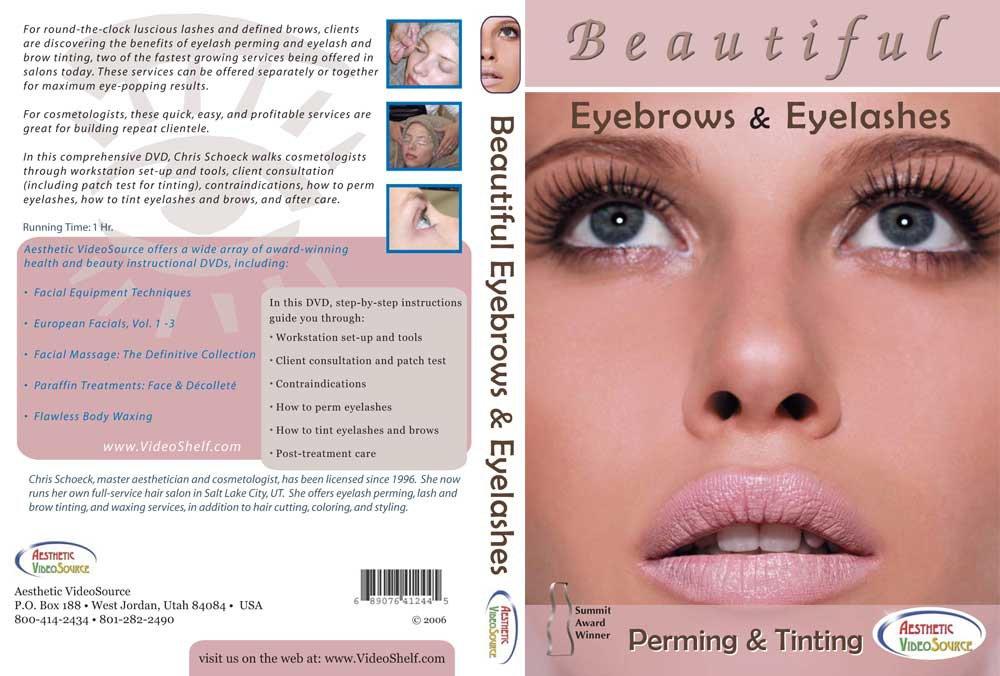 Amazon.com: Beautiful Eyebrows & Eyelashes: Perming ...