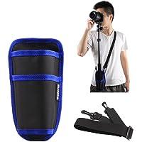 Selens SE-B053 Portable Nylon Monopod Tripod Holder Bag Waist Bag Pouch with Waist Buckle Velcro & Strap
