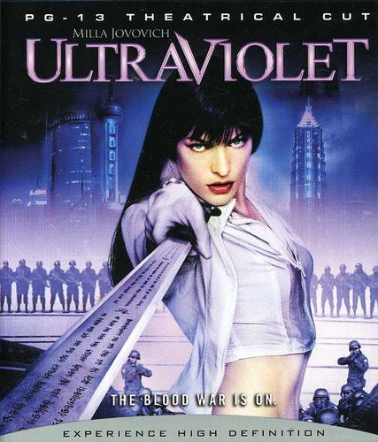 Blu-ray : Ultraviolet (2006) (Widescreen, , Dubbed, Dolby, AC-3)