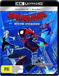 Spider-Man: Into The Spider-Verse (4K Ultra HD + Blu-ray + Digital)