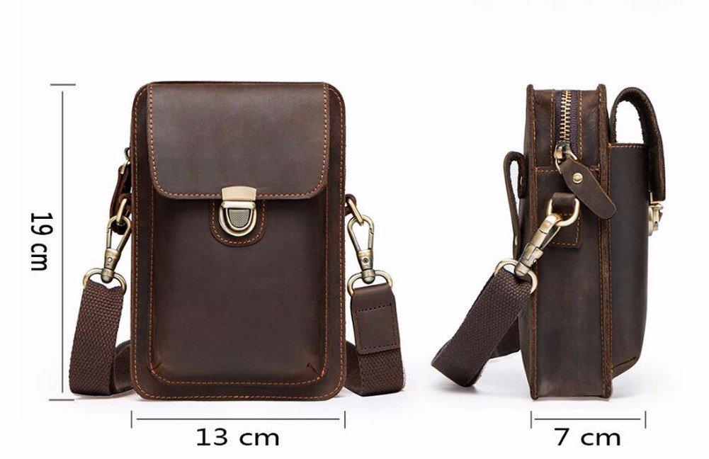 b64b9fa64af9 Amazon.com   NHGY Men s single shoulder bag