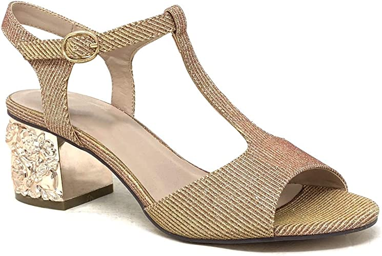 Angkorly Chaussure Mode Sandale Escarpin salomés soirée