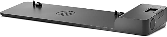 HP UltraSlim Docking Station D9Y32AA#ABA (Renewed)