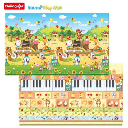 Dwinguler baby play mat Music Parade