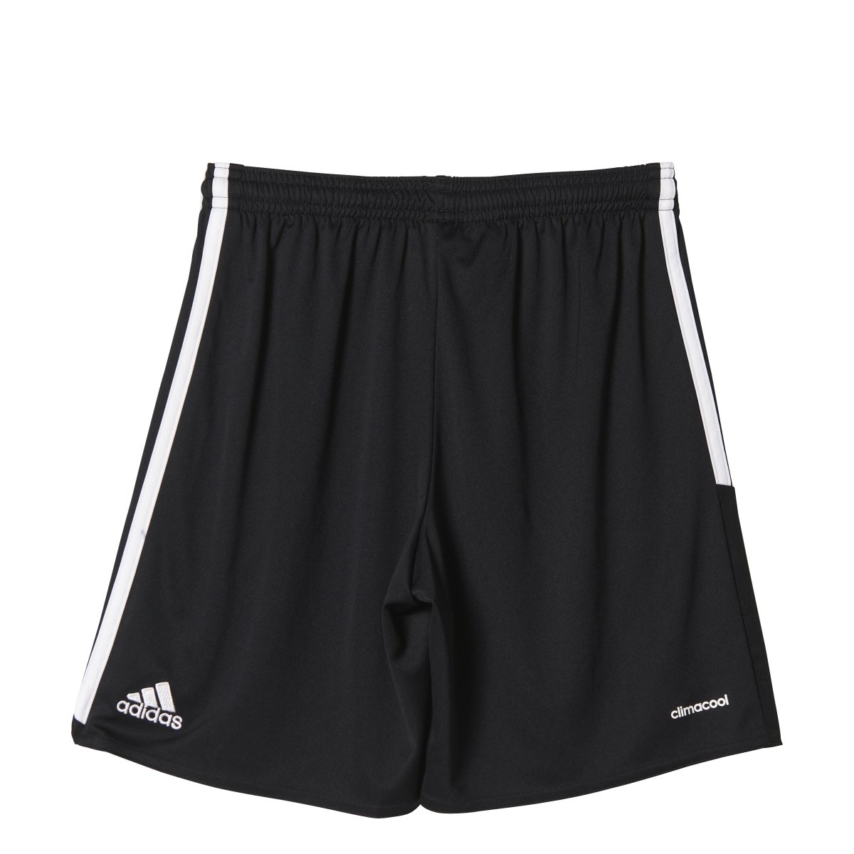 Adidas Youth Regista 16 Short B01866GR1U Youth Large|ブラック-ホワイト ブラック-ホワイト Youth Large