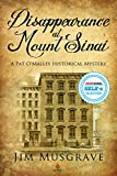 Disappearance at Mount Sinai (Pat O'Malley Mysteries Book 2)