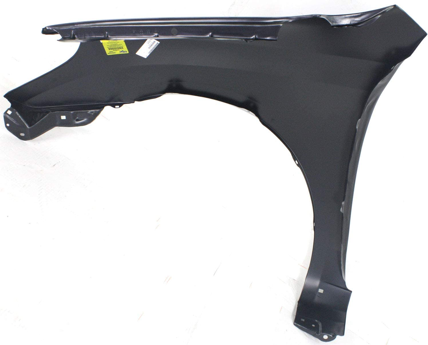 Front Fender Compatible with 2003-2008 Toyota Matrix with Rocker Molding Holes XR//XRS Models CAPA Driver Side