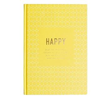 Amazon.com : kikki.K Happiness Journal: Inspiration : Office ...