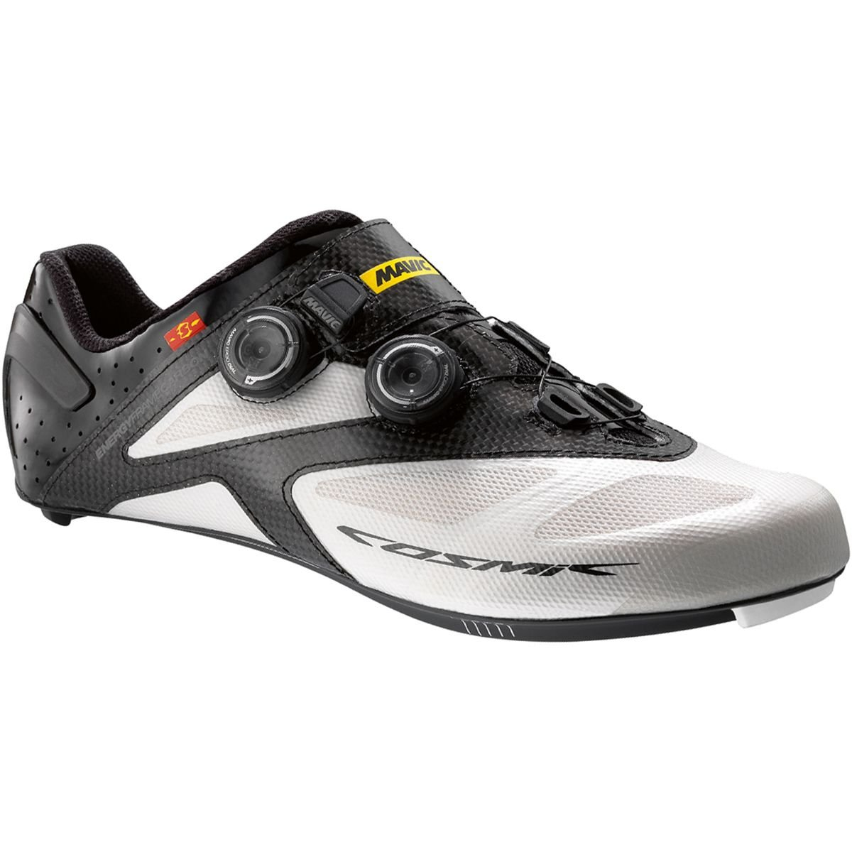 Mavic Cosmic Ultimate Rennrad Fahrrad Schuhe Schuhe Schuhe weiß schwarz 2018  Größe  39 6f9d9e
