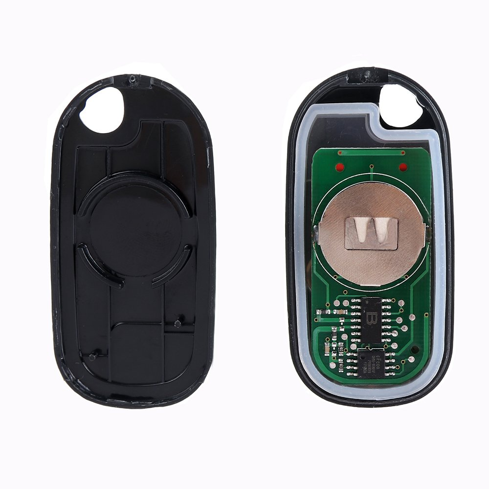 OCPTY 2X Keyless Entry Remote Control Key Fob Clicker Transmitter Replacement fit for Honda Civic Honda CR-V Honda Element OUCG8D-344H 0UCG8D-344H
