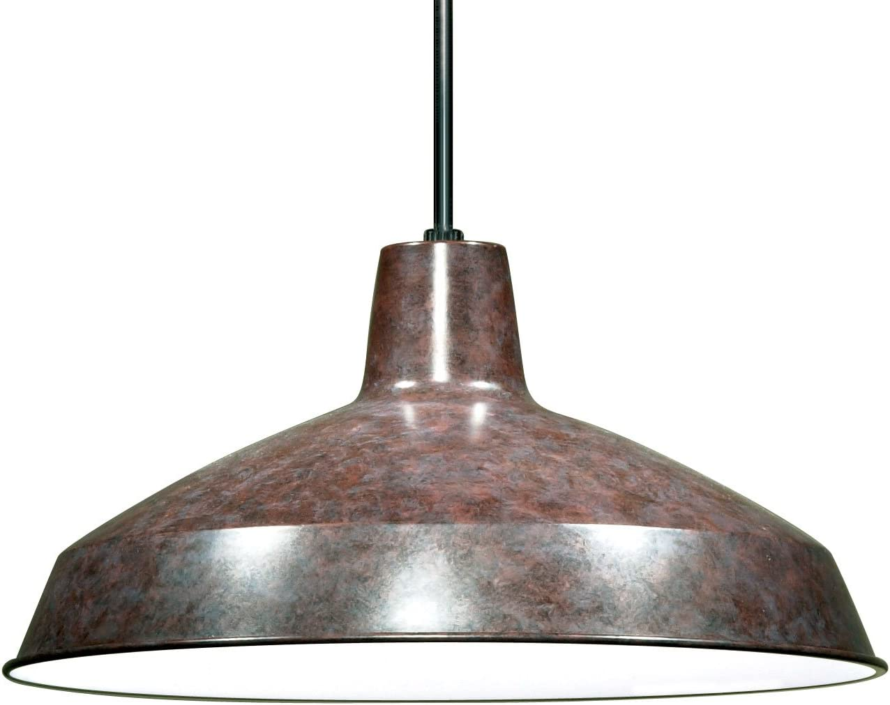 Nuvo Lighting SF76 662 Warehouse Shade, Old Bronze