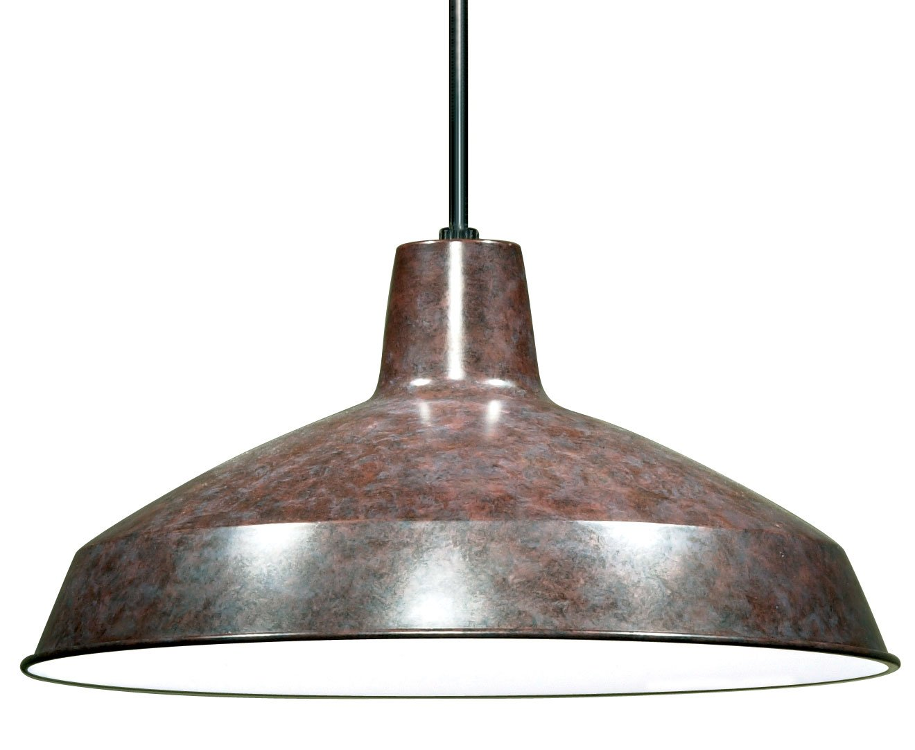 Nuvo Lighting Sf76 284 Warehouse Shade Black Ceiling Pendant Fixtures Com