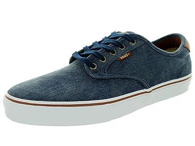 fb525e30cf0073 Vans Chima Ferguson Pro Twill Navy Men s Sneaker s (8 ...