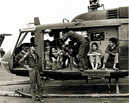Used, Home Comforts A VNAF UH-1H Huey loaded with Vietnamese for sale  Delivered anywhere in USA