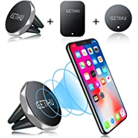 GETIHU Car Phone Mount Magnetic Air Vent Cell Phone Holder Stand