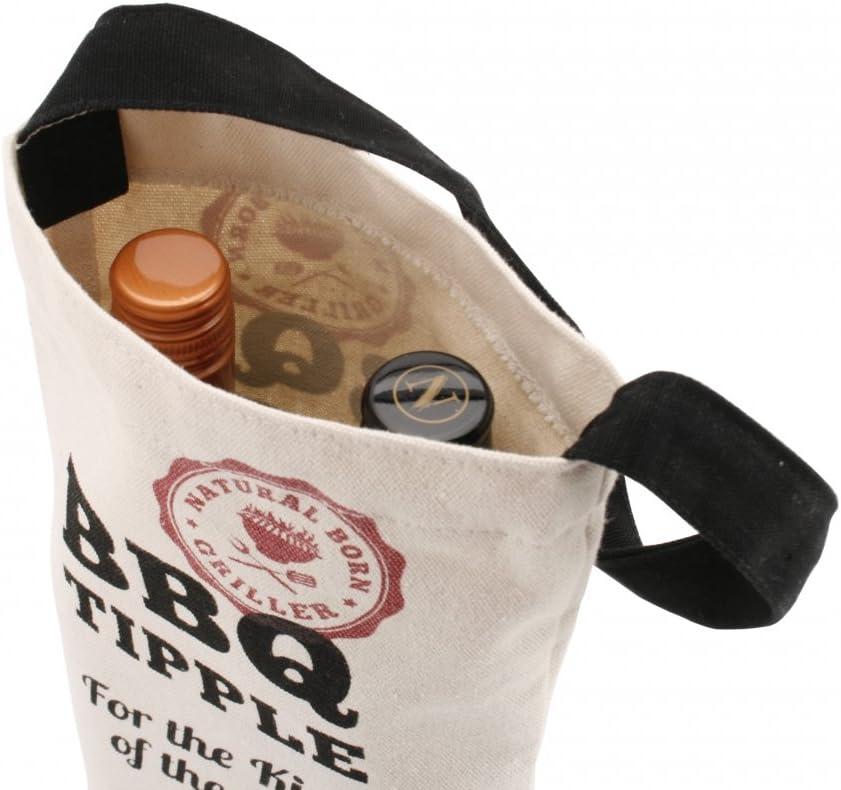 DADS CANVAS BBQ BOTTLE BAG Fire extinguisher image