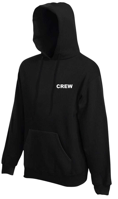 T-Shirt SECURITY | CREW | ORDNER | WUNSCHTEXT | Poloshirt | Hoodie | Jacke  | Warnweste: Amazon.de: Bekleidung