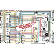 Amazon.com: 1969 Pontiac Bonneville Catalina Wiring Diagram ... on