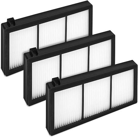 kwmobile Set de 3 filtros de Repuesto compatibles con Roomba - Series 800 y 900 - Accesorios y recambios de filtros para Robot Aspirador: Amazon.es: Hogar