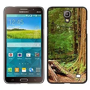 """For Samsung Galaxy Mega 2 , S-type Planta Naturaleza Forrest Flor 110"""" - Arte & diseño plástico duro Fundas Cover Cubre Hard Case Cover"""