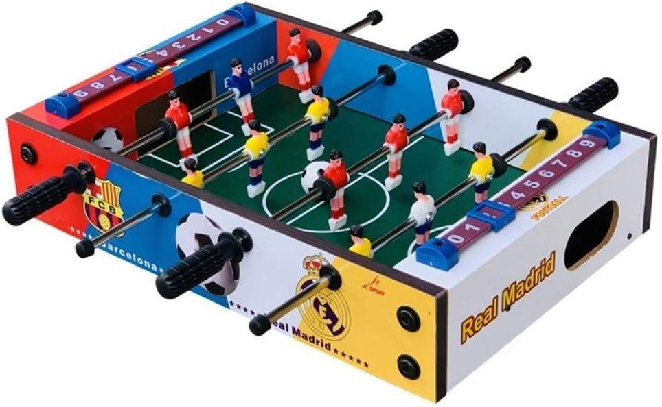 Coche de juguete juegos educativos A partir de 3 años de edad, de 20 pulgadas juego de futbolín mini-4 líneas, mano-ojo coordinación beneficios Juguetes cerebrales Regalo de pascua para niños: Amazon.es: Hogar