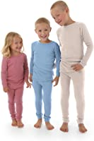 Simply Merino Merino Wool Kids Clothes. Thermal Underwear Base Layer Unisex.