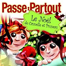 Le Noël de Cannelle et Pruneau (CD)