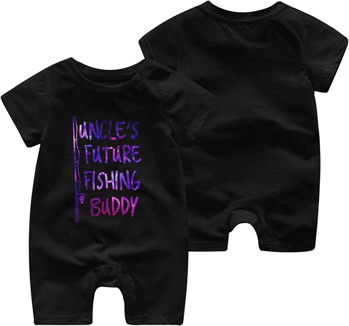 Uncle/'s Future Fishing Buddy Baby Onesie