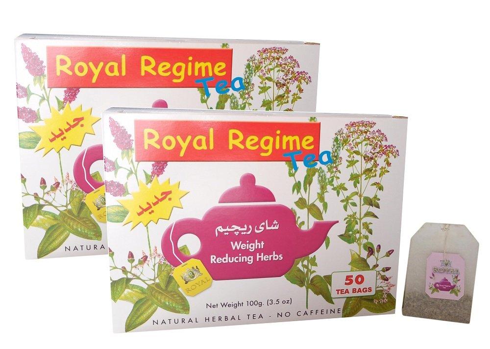 royal regime tea  : Royal Regime Tea Bags Weight Loss Reducing Herbal ...