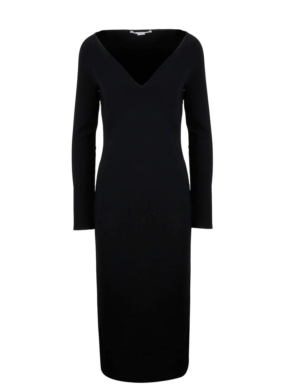 Stella Mccartney Women's 548534S19611000 Black Viscose Dress