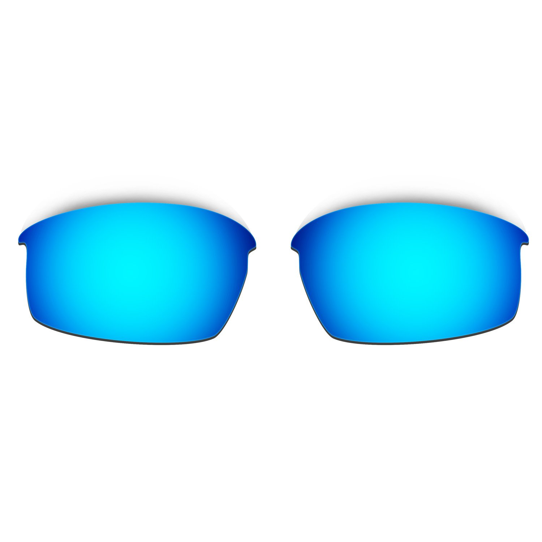 HKUCO Mens Replacement Lenses For Oakley Bottlecap Blue/24K Gold Sunglasses 3eb9qAMYxD