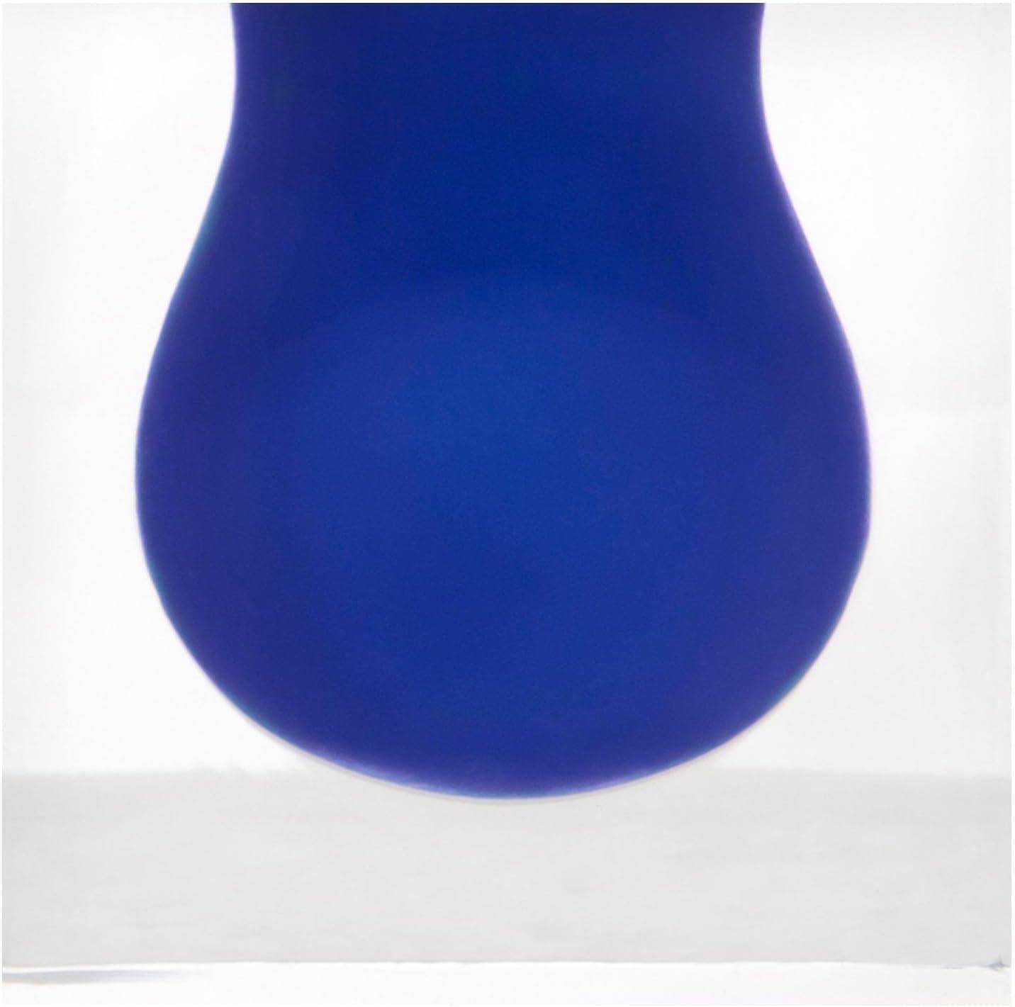 Jonathan Adler Mini Bel Air Mini Scoop Vase, Cobalt