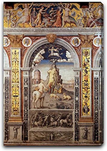 Sign of Sagittarius by Giovanni Maria Falconetto - 20