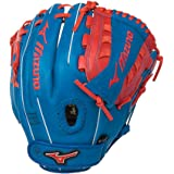 Mizuno MVP Prime SE 12 Inch GMVP1200PSEF5 Fastpitch Softball Glove - Royal/Red