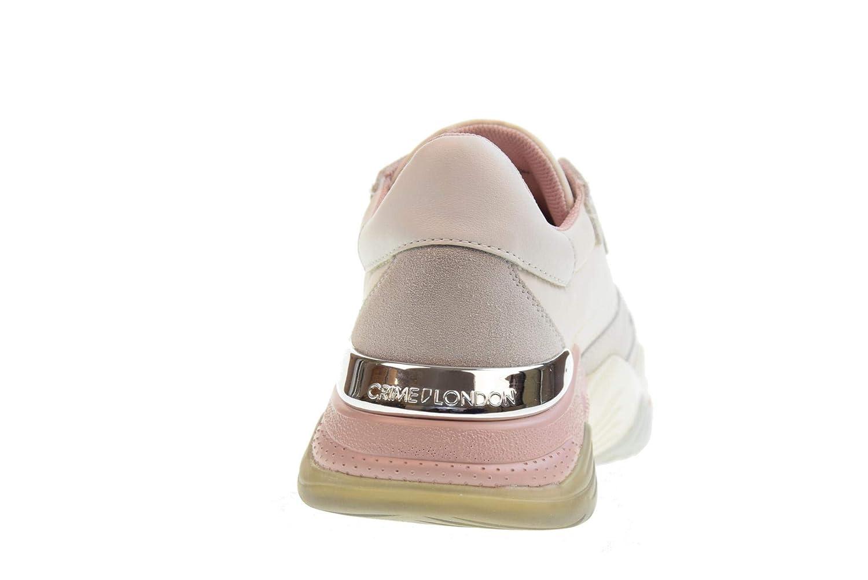 Crime Crime Crime Schuhe Frau niedrige Turnschuhe 25854PP1.10 Mercer 5177d1