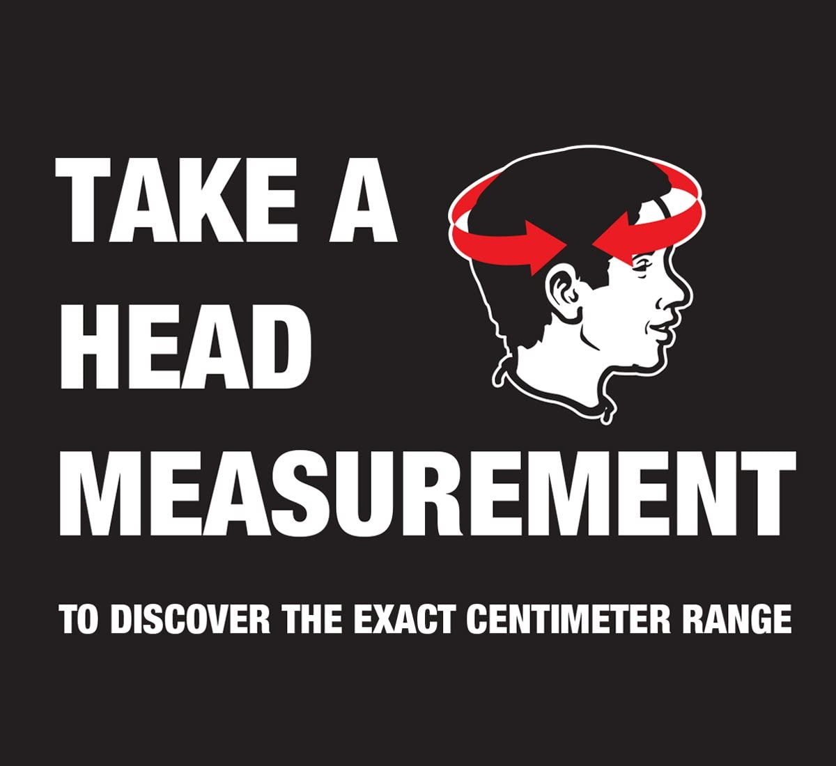 take a head measurement